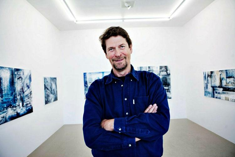 Utställning av Max Ockborn artworks.se