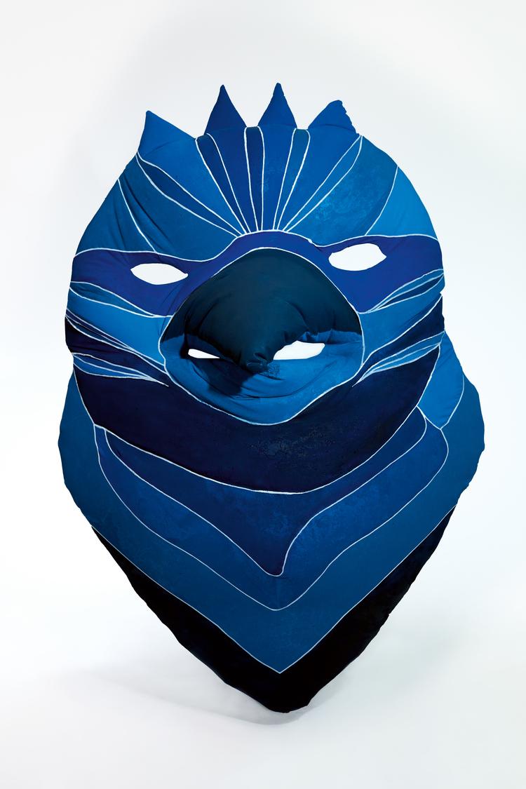 'Woodpecker', 2018, ett konstverk av Linda Bäckström