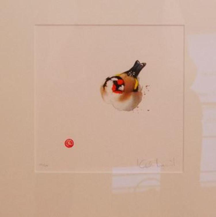 'Steglitz', ett konstverk av Karl Mårtens