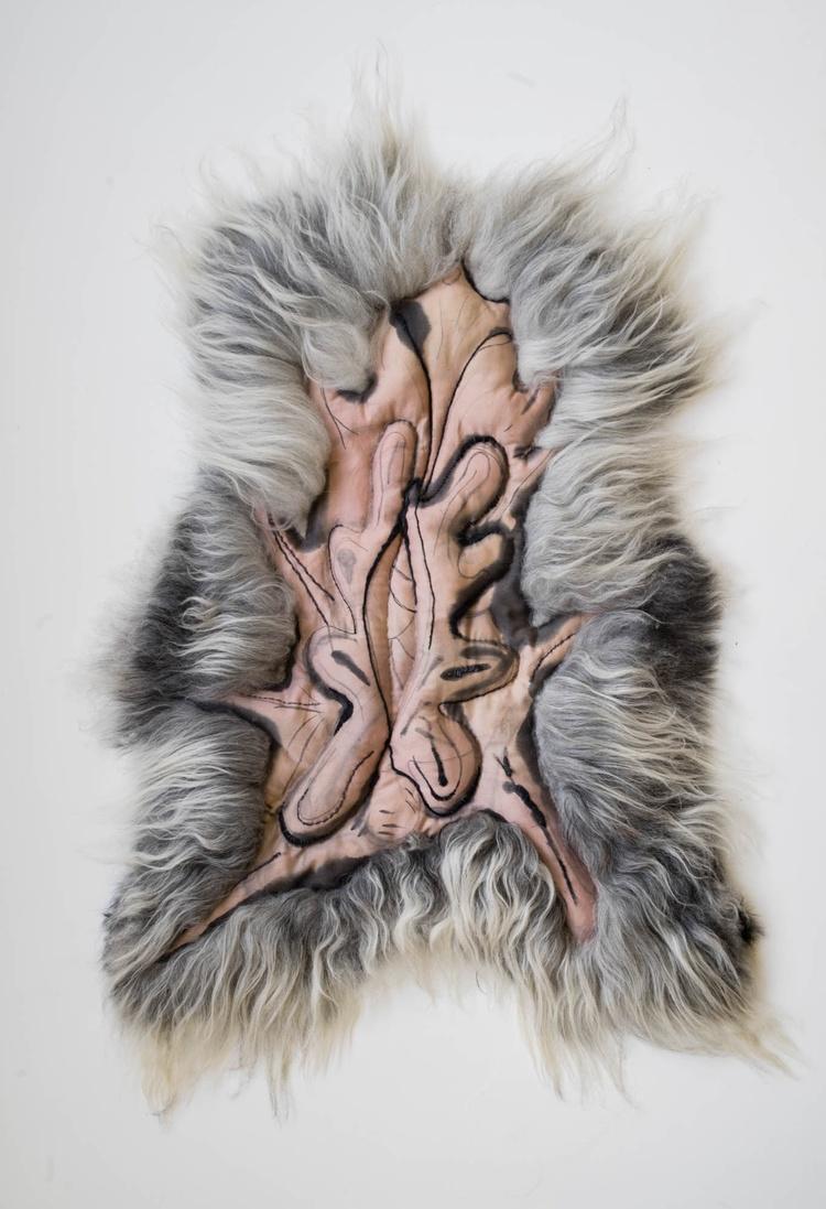 'Ornament', 2016, ett konstverk av Carin Ellberg