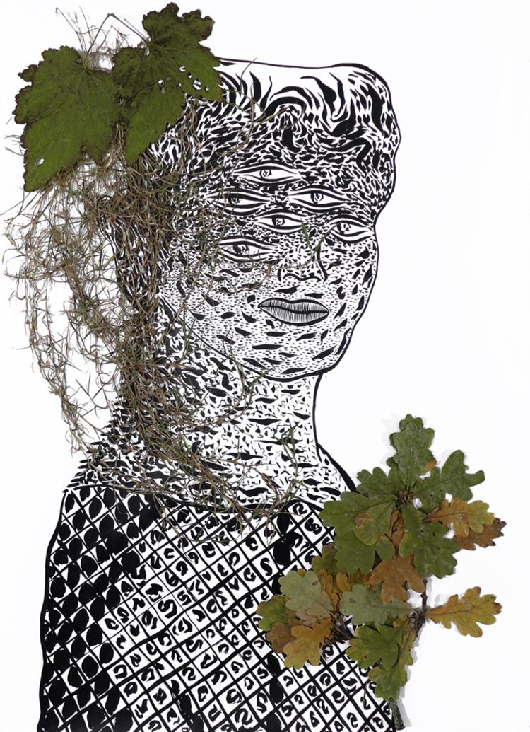 'Brev från Knorr', 2017, ett konstverk av Carlos Capelán