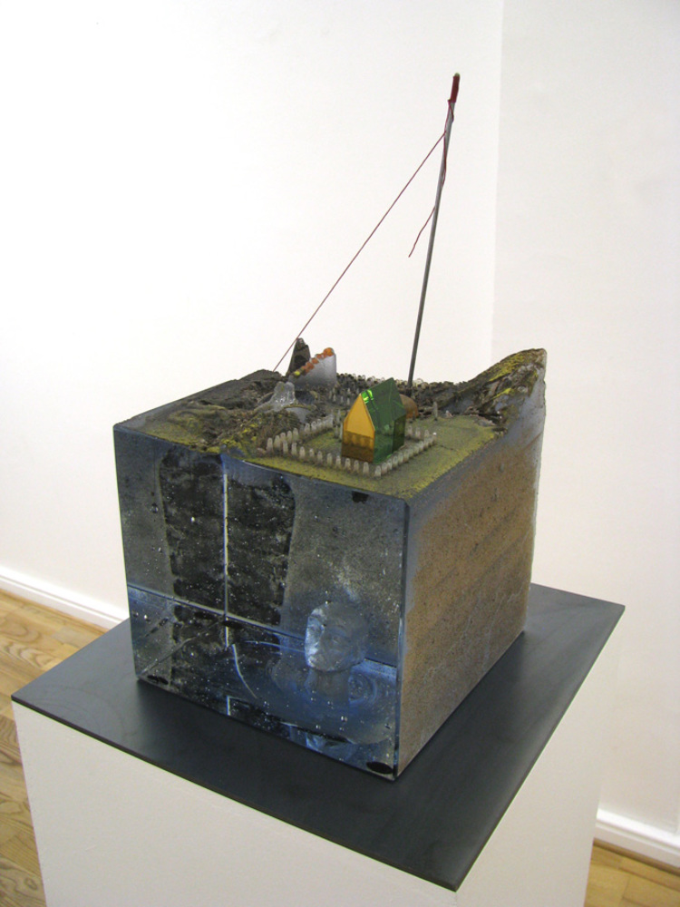 'Public Service II', 2018, ett konstverk av Bertil Vallien