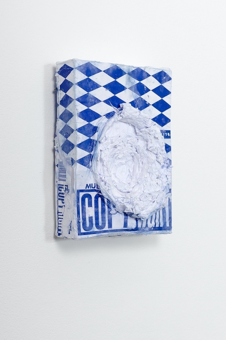 'Copyright # 5', 2018, ett konstverk av Anastasia Ax