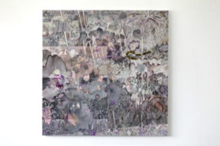 'Patchwork', 2018, ett konstverk av Sofie Josefsson