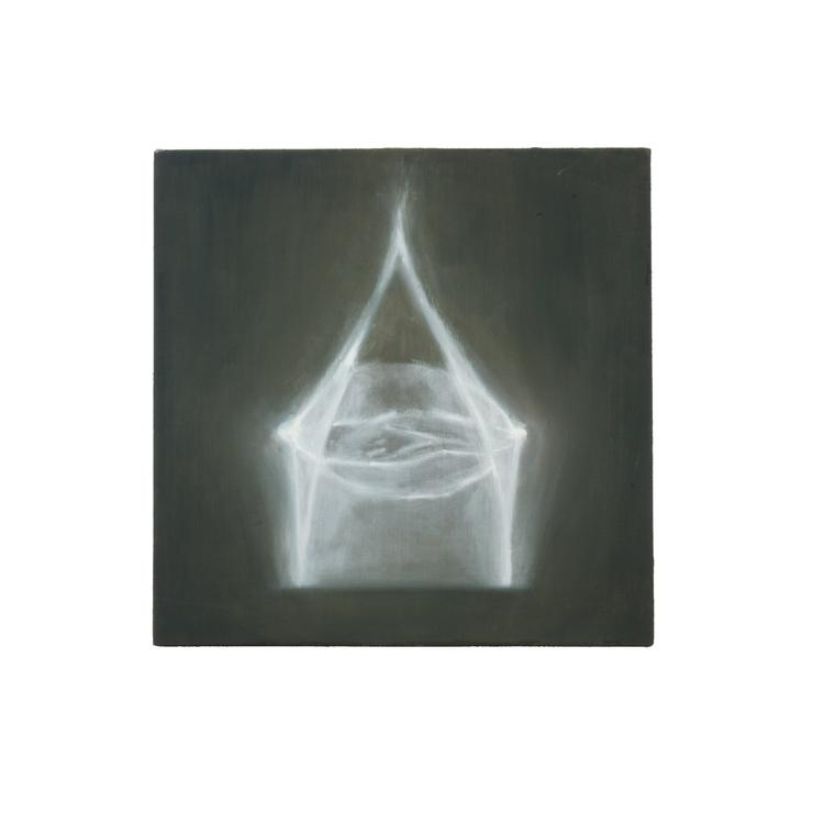 'Plate', 2014, ett konstverk av Benjamin Andersson
