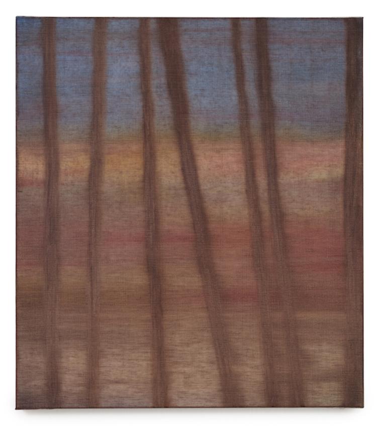 'Darriga träd', 2016, ett konstverk av Clara Gesang-Gottowt