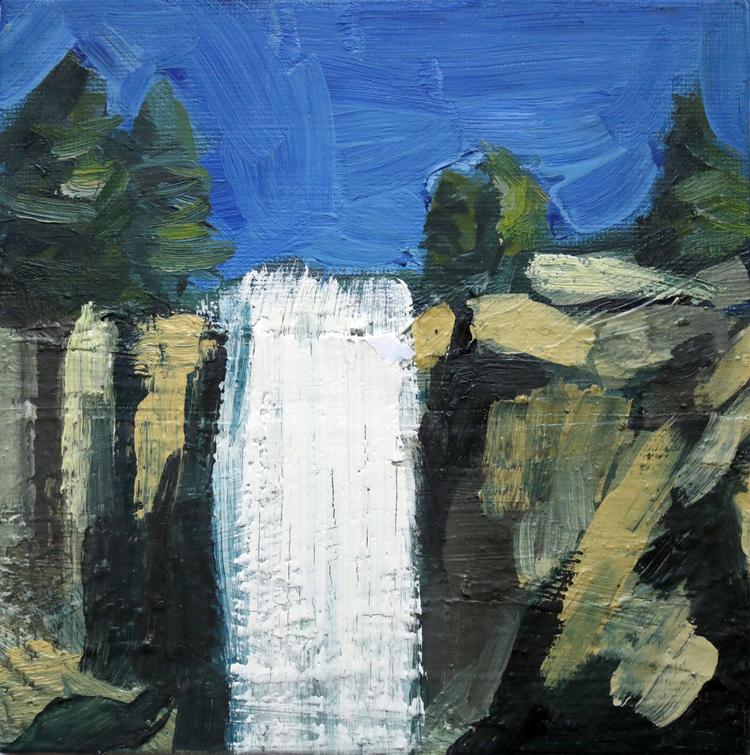 'miniscape02', 2018, ett konstverk av Jenny Hedlund