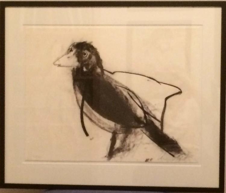 'Kaja', ett konstverk av Ann Wolff