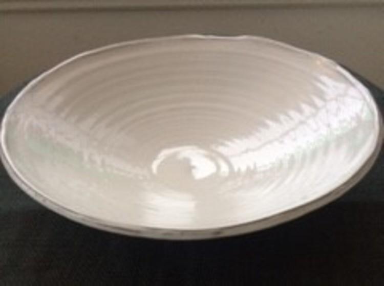 'Keramikskål', 2020, ett konstverk av Anne Draftler