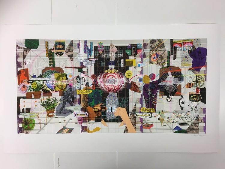 'Untitled', 2019, ett konstverk av Gustav Sparr