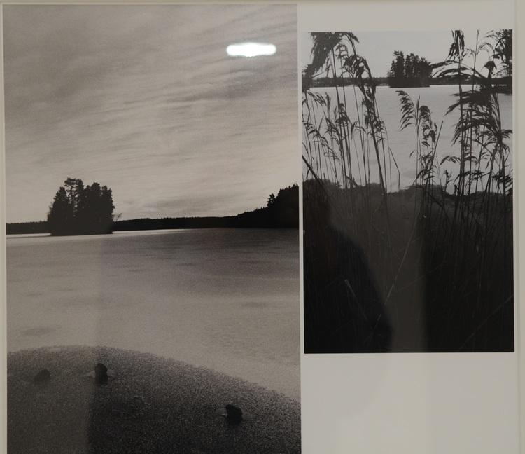 'Fotografi', 2019, ett konstverk av Björn Stridh