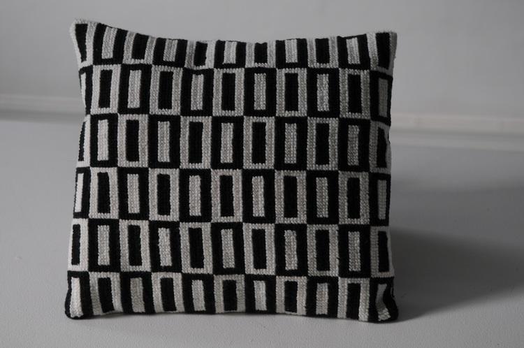 'Sömnad', 2019, ett konstverk av Marianne Wenström