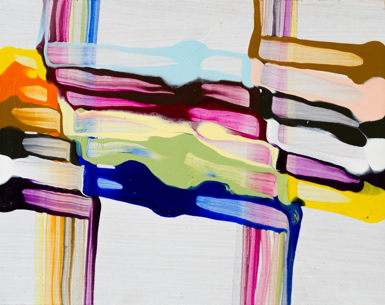 'Lukas', 2020, ett konstverk av Stefan Johansson