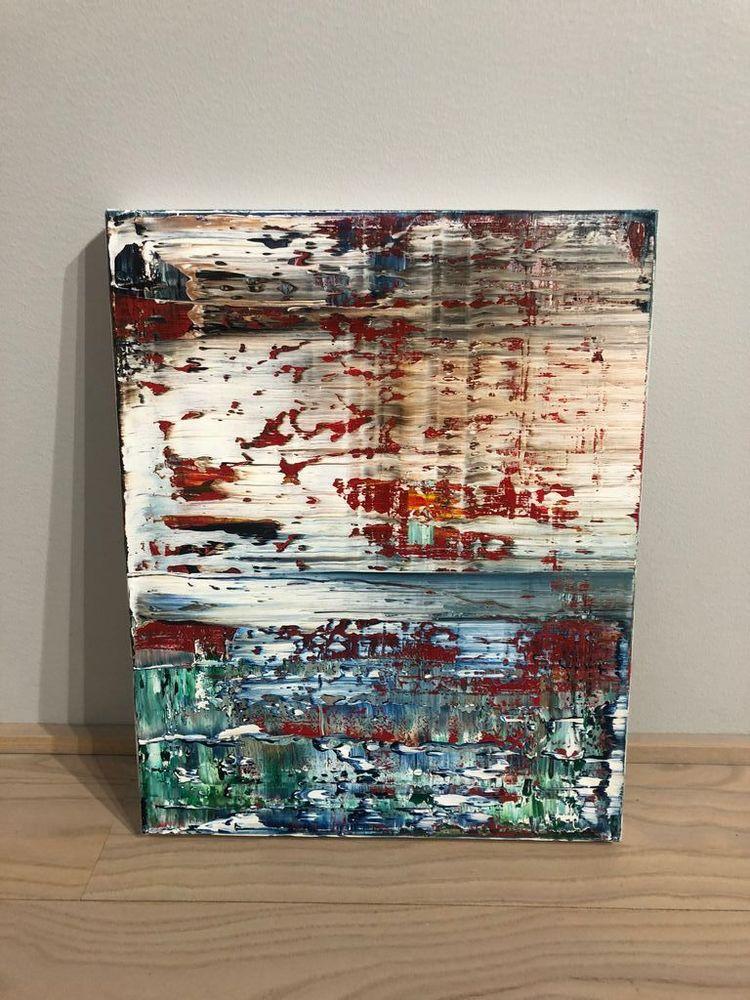 'Utan titel', 2020, ett konstverk av Anna Rosenbäck