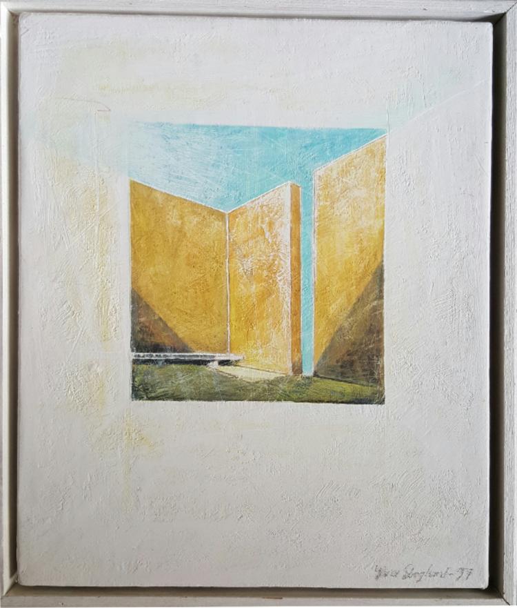 '32. Riktning och befintlighet', 2020, ett konstverk av Ylva Skoglund