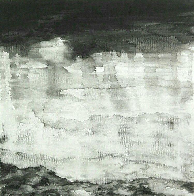 'Spegel', 2020, ett konstverk av Lotta Hellström