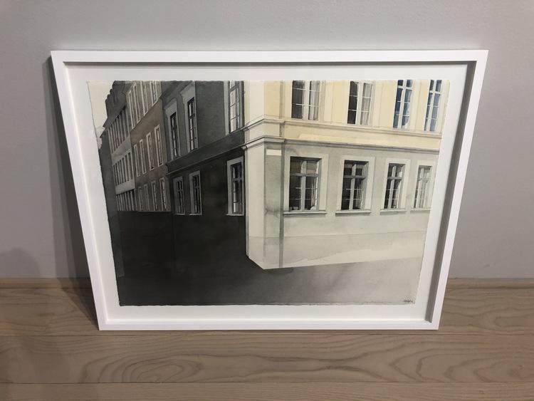 'Mosebacke II', 2020, ett konstverk av Malin Persson