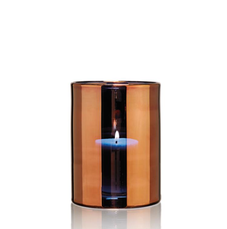 'Hurricane Lamp Medium, Bronze', 2020, ett konstverk av Skogsberg&Smart