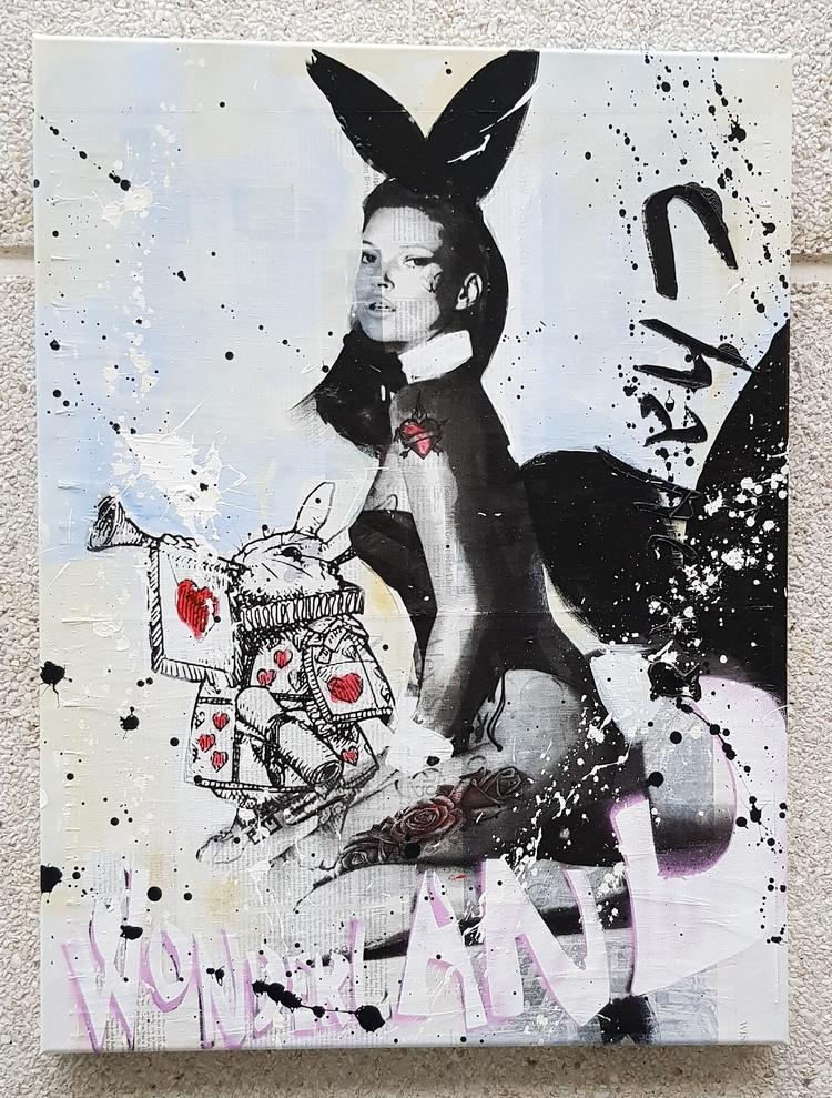 'Bunny', 2019, ett konstverk av CarArt