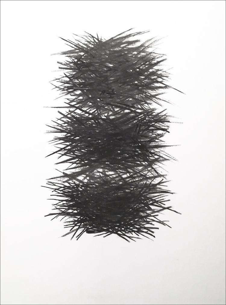 'Skatbygge 1', 2020, ett konstverk av Eva Ede